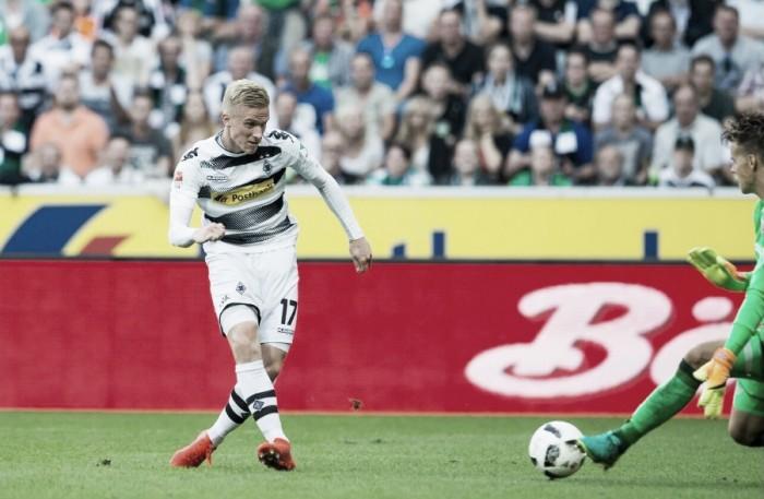 Gladbach controla e vence o Ingolstadt pela Bundesliga