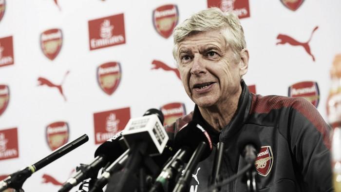 """Wenger: """"Hemos trabajado para ser más ricos y lo hemos logrado"""""""
