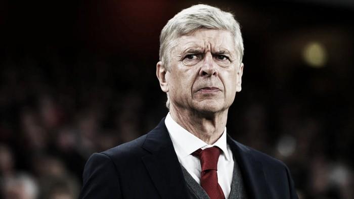 """Wenger: """"Era agotador ver el partido sin dar indicaciones"""""""