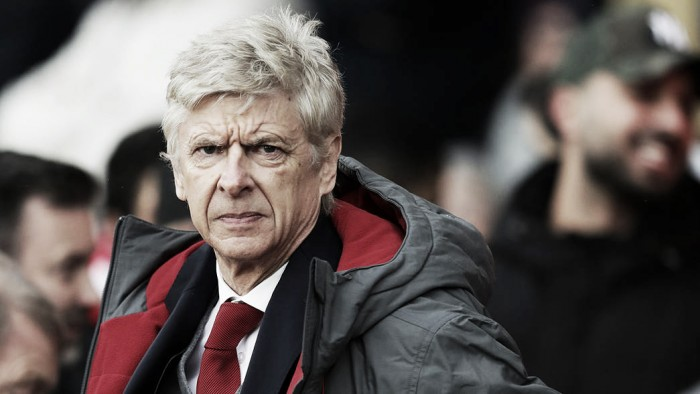 """Wenger: """"Un punto no es tan malo"""""""