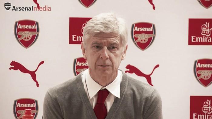 """Wenger: """"Después de que marcamos el segundo jugamos con más libertad y creatividad"""""""