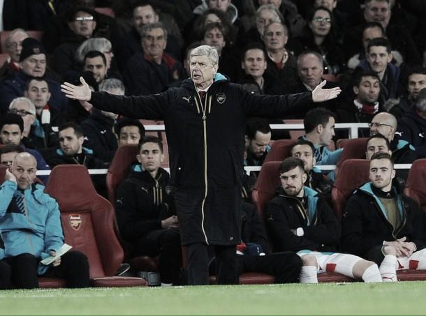 """Wenger: """"Es una obligación ganar para nosotros. La tarea está muy clara"""""""