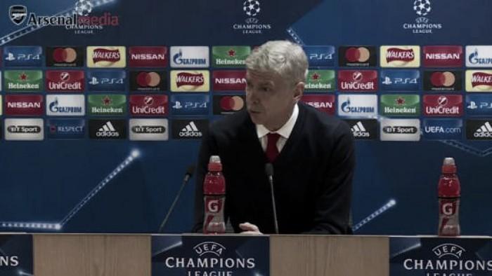 """Wenger: """"Hemos perdido un poco el impulso ganador"""""""