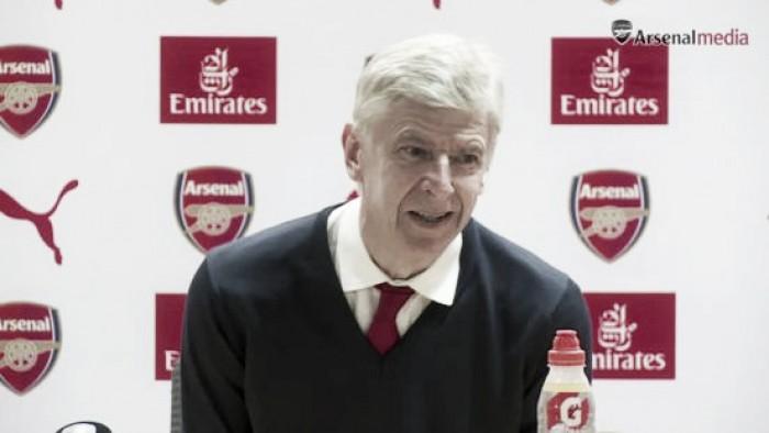 """Wenger sobre Alexis: """"Cuando parece que está muerto, sigue vivo"""""""