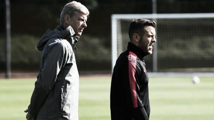 """Wenger: """"La diferencia la marca el apoyo de la afición"""""""
