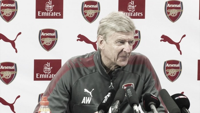 """Arsène Wenger: """"Alexis aún no tiene la forma ideal"""""""