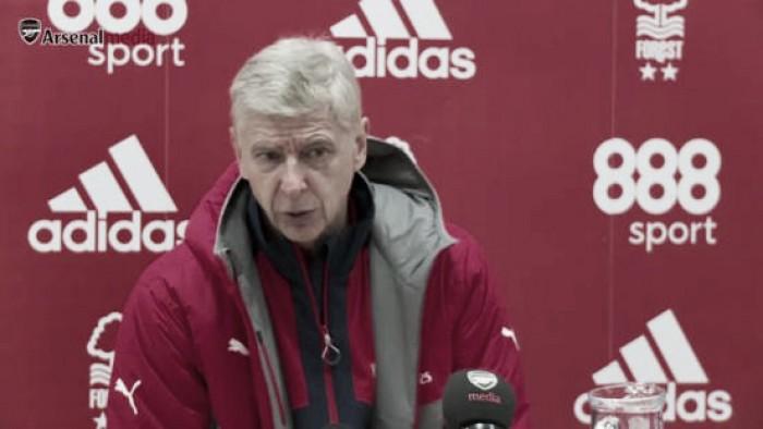 """Wenger: """"En general, fue una actuación convincente"""""""