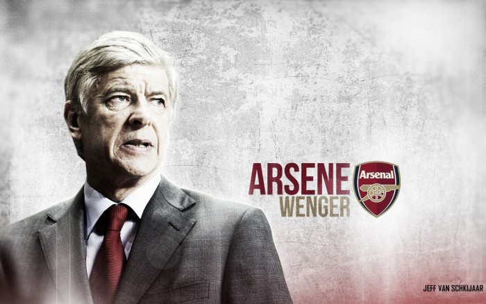 De pedra e cal: Arsène Wenger renova com os 'Gunners'