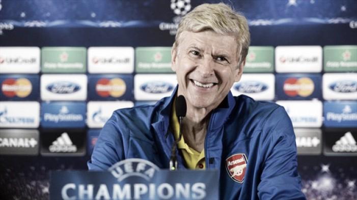 """Champions League, Wenger: """"Con il Ludogorets è importante soprattutto perchè siamo in casa"""""""