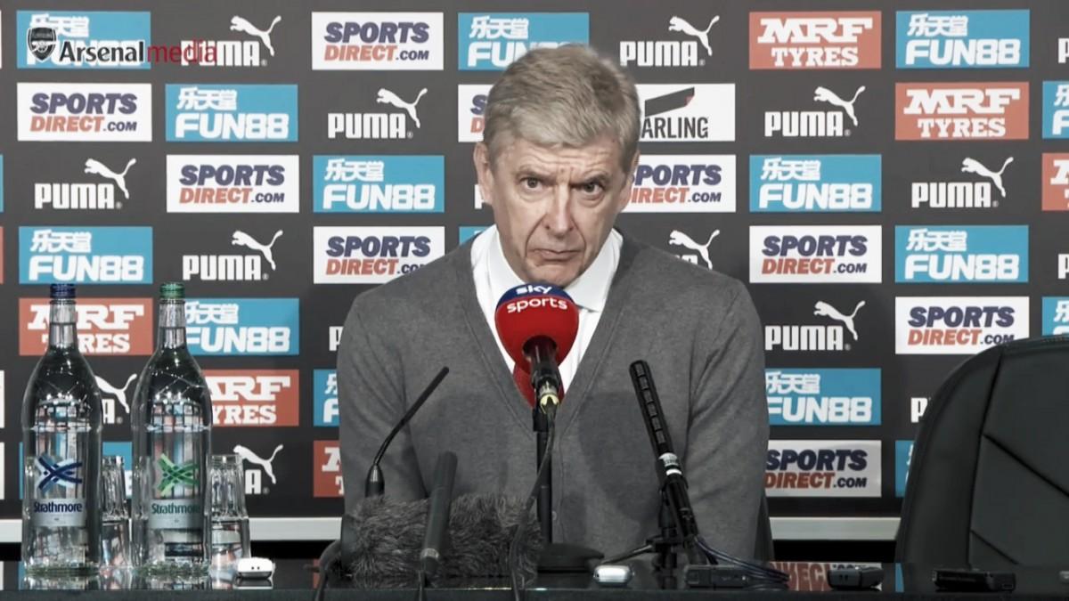 """Wenger: """"Tal vez nuestro equilibrio defensivo y ofensivo no funcione"""""""