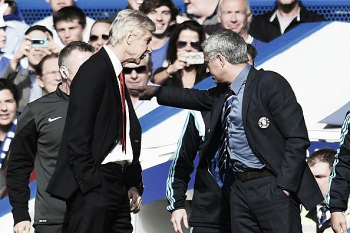 """Trecho em biografia de Mourinho revela ira sobre Wenger: """"Vou quebrar a cara dele"""""""