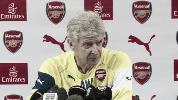 """Wenger: """"Creo que hicimos suficiente para ganar hoy"""""""