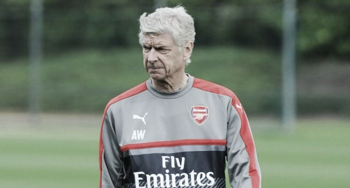 Wenger feels ready for new season