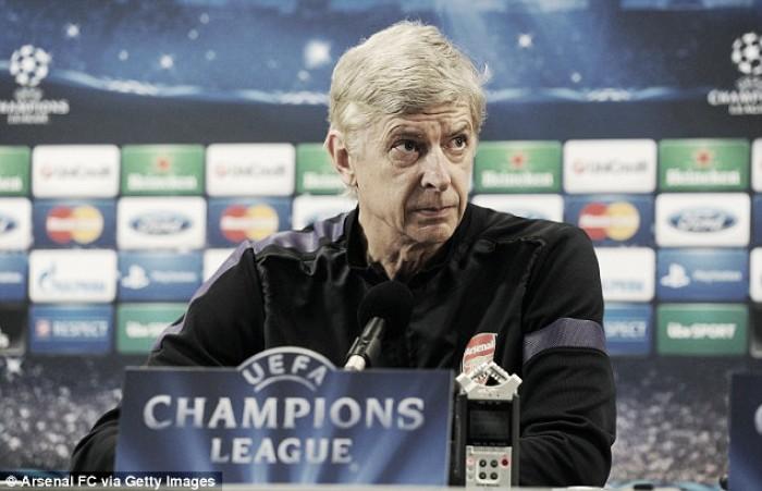 """Arsenal, Wenger verso il Bayern: """"Servirà la forza del gruppo. Sanchez? Non ho deciso. Ozil out"""""""