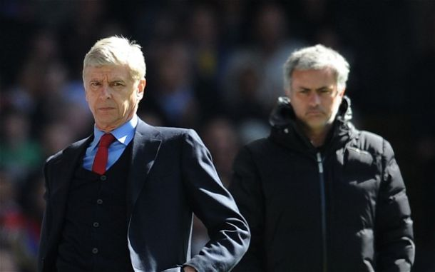 Wenger - Mourinho