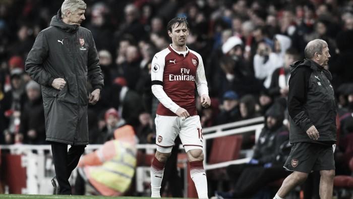 """Arsène Wenger: """"Lo de Sánchez sólo sucederá si llega Mkhitaryan"""""""