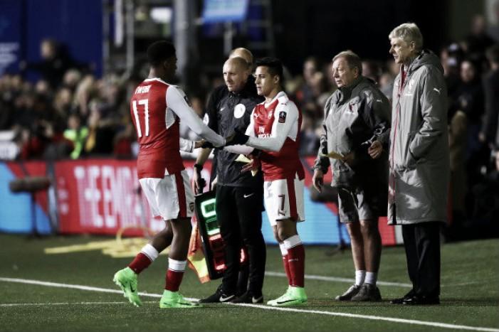 Wenger contento tras avanzar a cuartos de la FA Cup