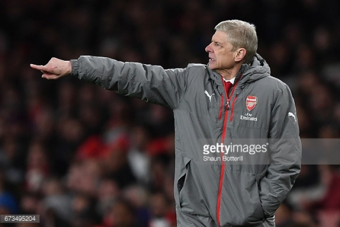 Arsenal boss Arsene Wenger: We needed to be patient