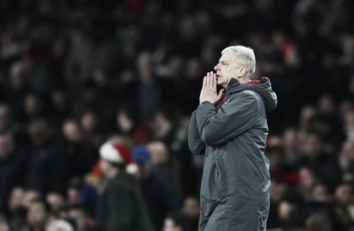 """Wenger valoriza remontada do Arsenal na segunda etapa: """"Jogo fantástico"""""""