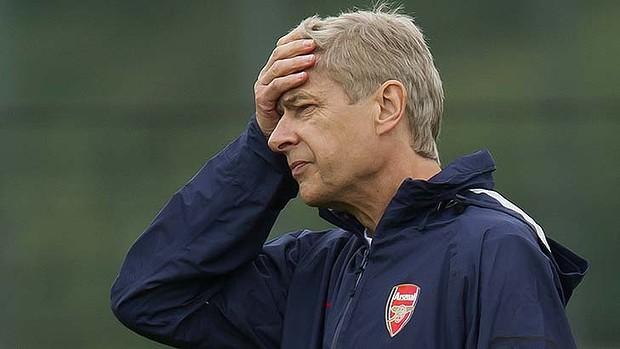 Wenger reconhece erro por não ter contratado Bale