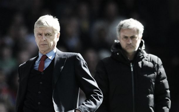 Após críticas, Arséne Wenger prega respeito em relação com José Mourinho
