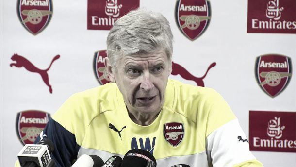 Arsene Wenger talks team news, Gabriel and a top four finish ahead of QPR clash