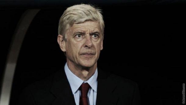 """Arsène Wenger: """"Adapto el equipo partido tras partido"""""""