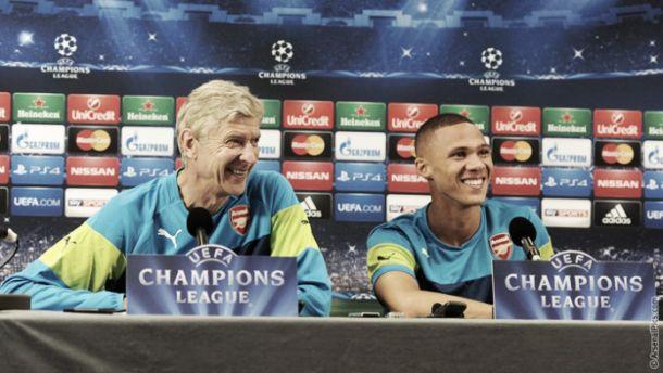 """Arsène Wenger: """"Los partidos en casa son vitales"""""""