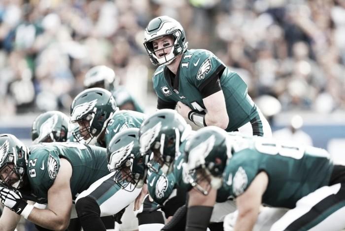 Parte de bajas - semana 15: los Eagles, principales damnificados