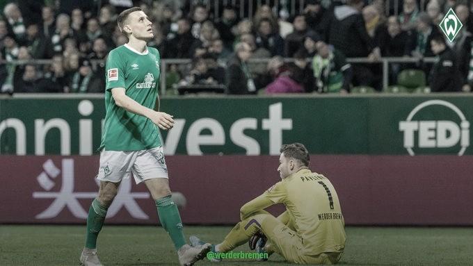 A queda livre do Werder Bremen na Bundesliga