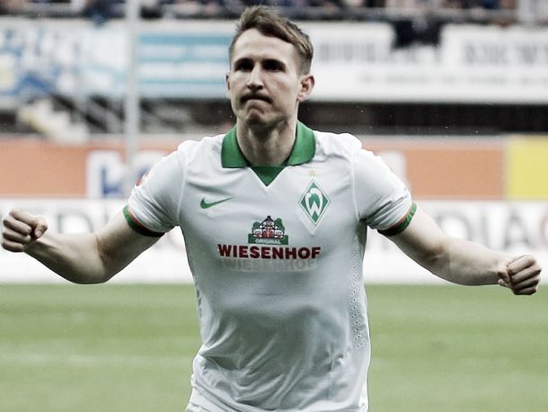 Paderborn 2-2 Werder Bremen: 10-men Paderborn hold onto draw