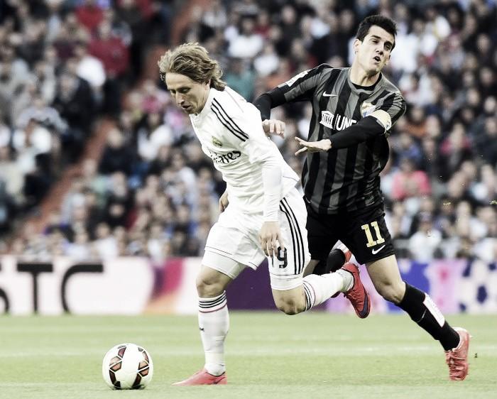 Com lesão no joelho esquerdo, Luka Modric desfalca Real Madrid por até quatro semanas