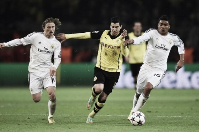 Casemiro e Modric: pilares essenciais no Real Madrid