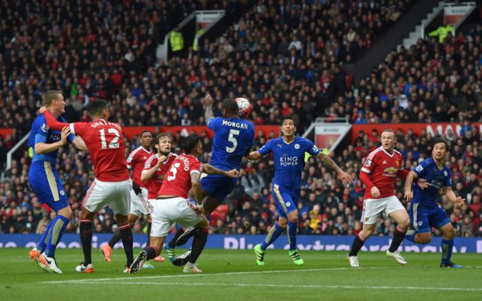 1-1 ad Old Trafford, festa rimandata per il Leicester