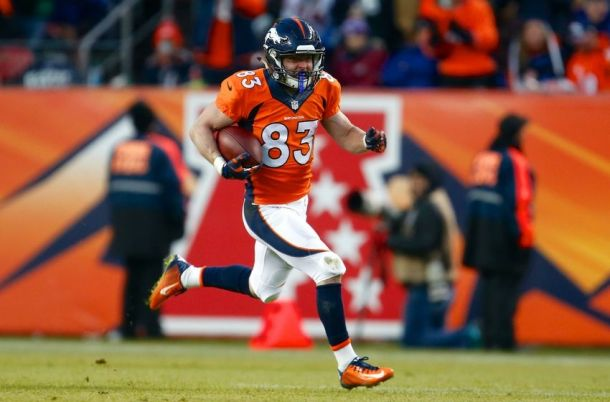 St. Louis Rams Agree To Terms With Wide Receiver Wes Welker