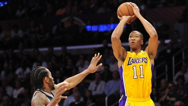 Los Angeles Lakers Bring Back Wesley Johnson On One-Year Deal