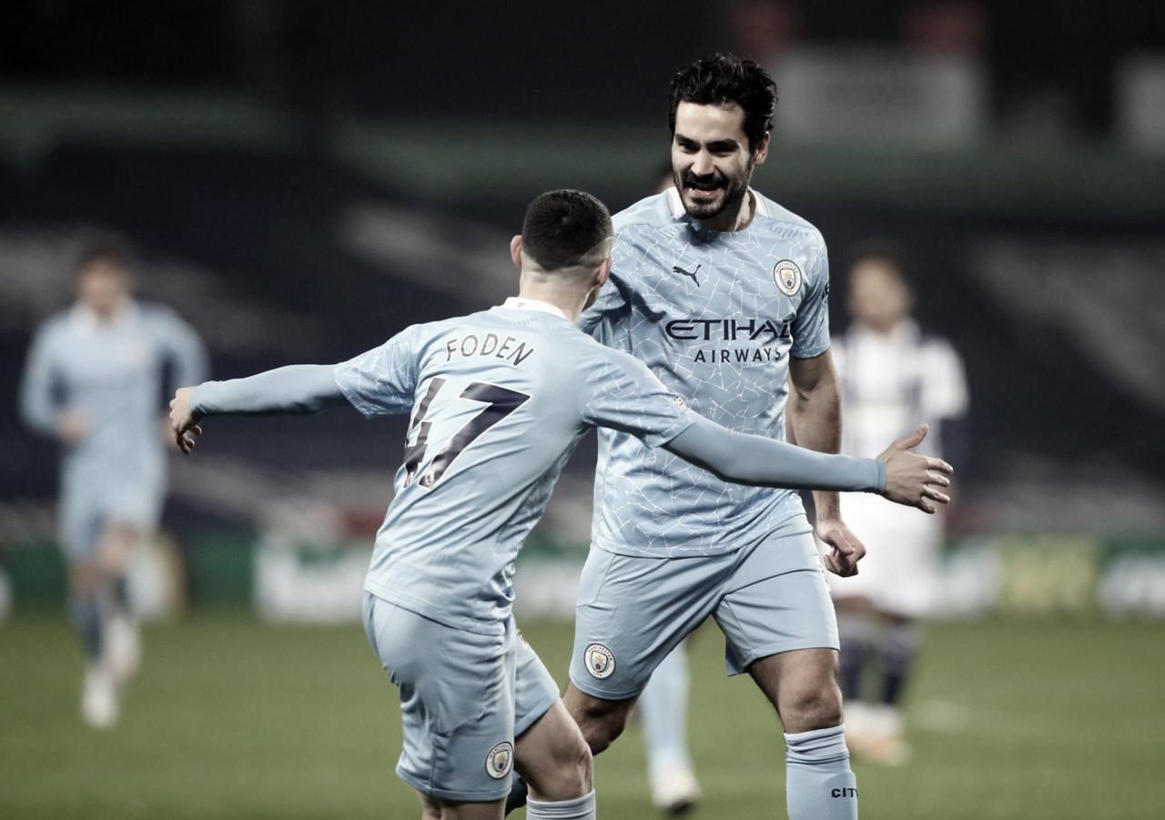Los Citizens no pierden desde el 21 de noviembre del año pasado. Foto: Premier League