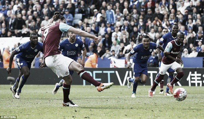 Leicester City 2-2 West Ham United: Player ratings as the Hammers are denied a win