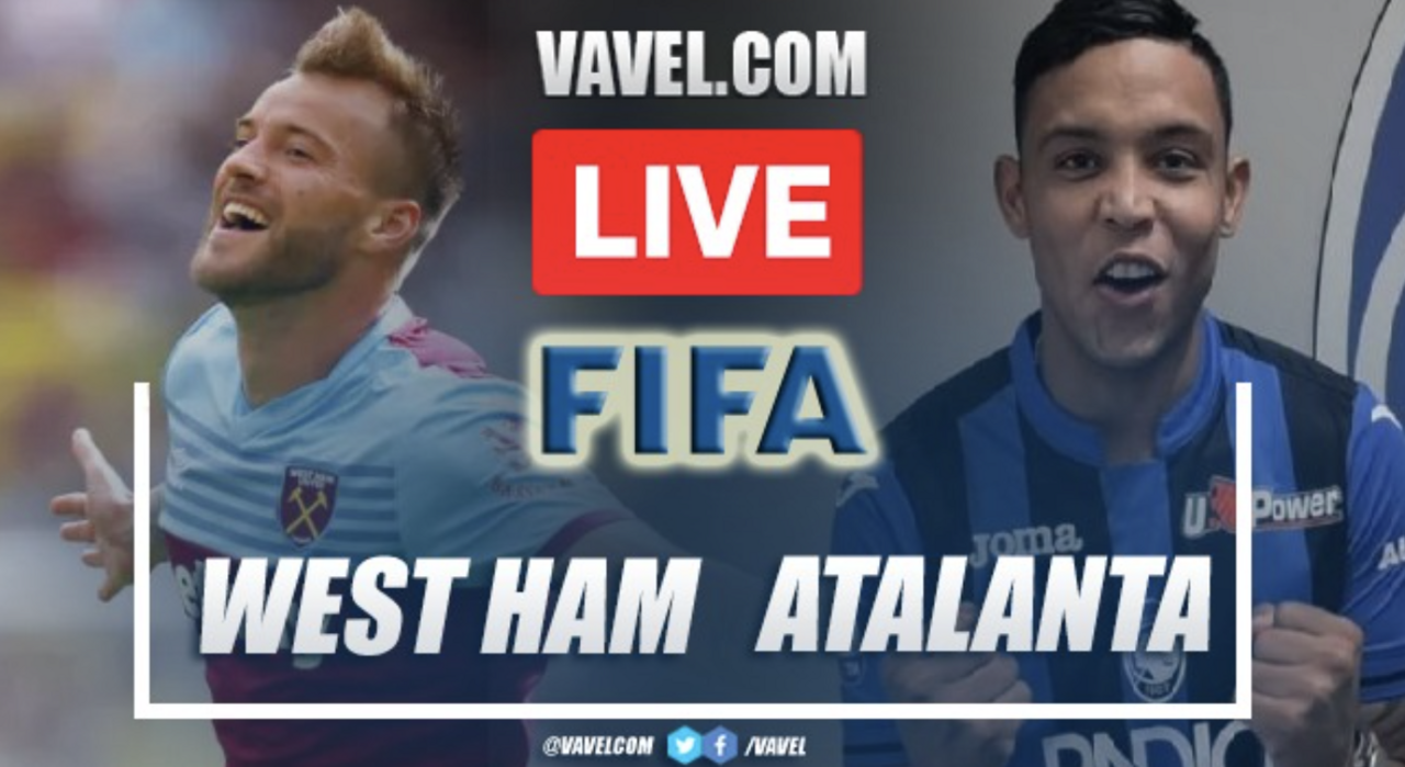 Goals and Highlights: West Ham 2-0 Atalanta in Friendly Game 2021