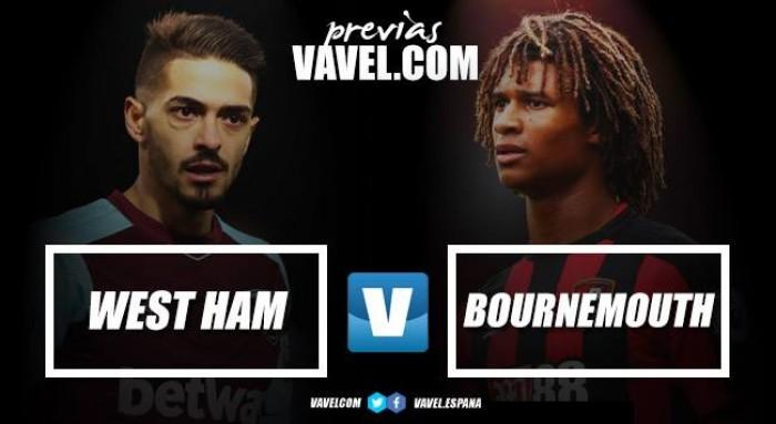 Previa West Ham - Bournemouth: los puestos altos como meta
