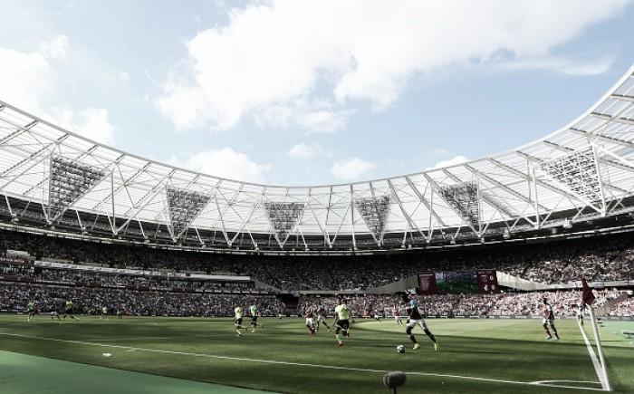 West Ham take on Accrington Stanley in EFL Cup third round