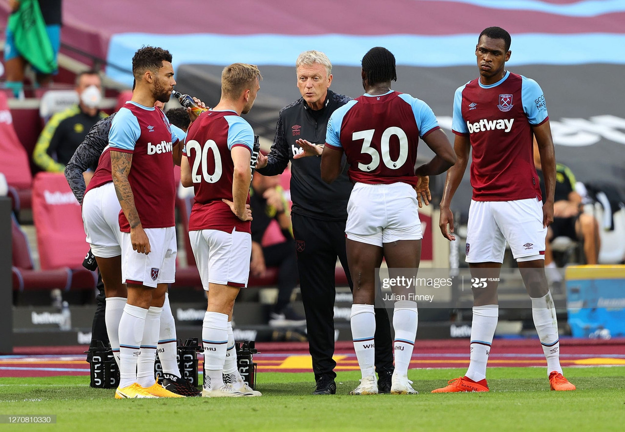 The Warm Down: Hammers Embarrassed Ahead Of Season Opener