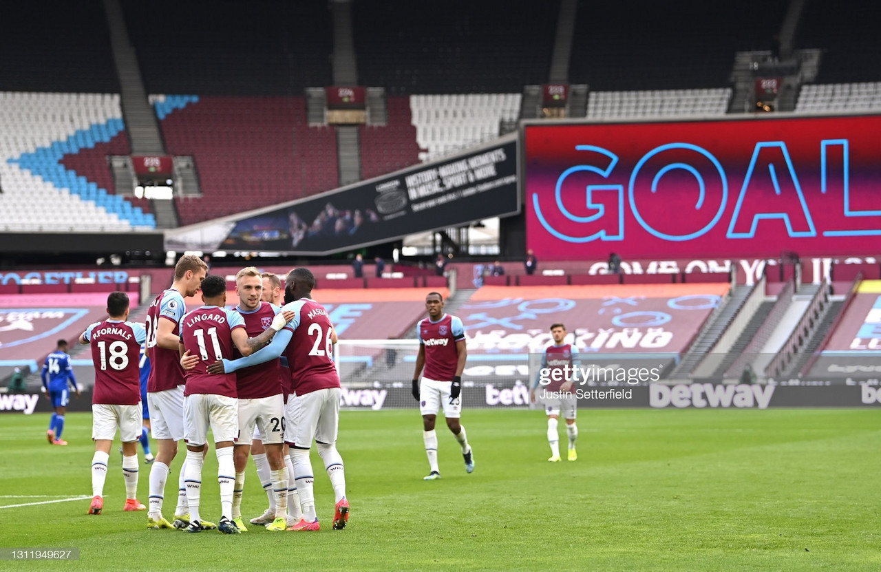 West Ham United 3-2 Leicester City: Hammers secure vital win in quest for Europe