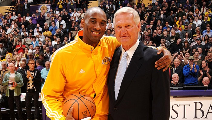 NBA, Jerry West e Kobe Bryant: due modi di essere un Laker