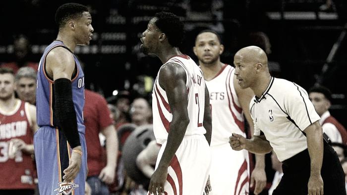 NBA Playoffs: il belligerante Patrick Beverley