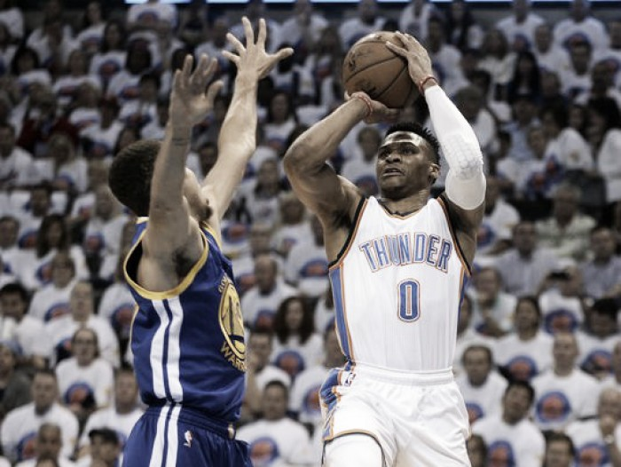 2016 NBA Western Conference Finals: Keys to the Oklahoma City Thunder's 118-94 Game 4 win over Golden State Warriors