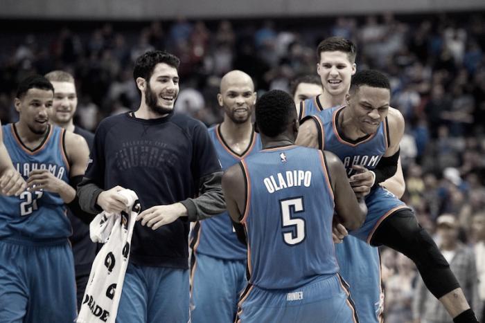 NBA - OKC passa a Dallas grazie al tiro allo scadere di Westbrook; i Kings di misura sui Grizzlies