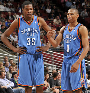 Oklahoma City Thunder, de últimos a subcampeones NBA en sólo cuatro años