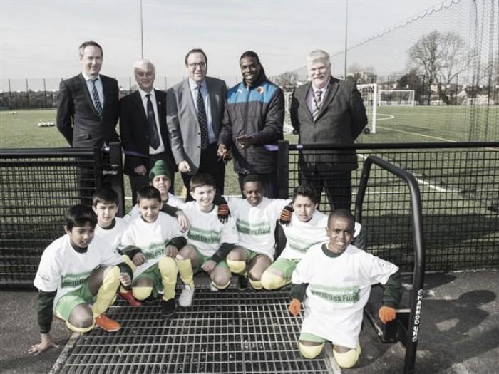 Noel-Williams opens new Westfield facilities
