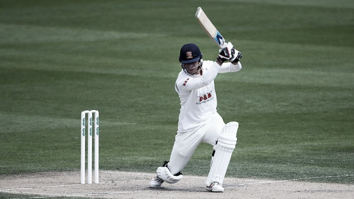 County Championship Division Two round-up: Westley saves Essex after Cook failure at Hove